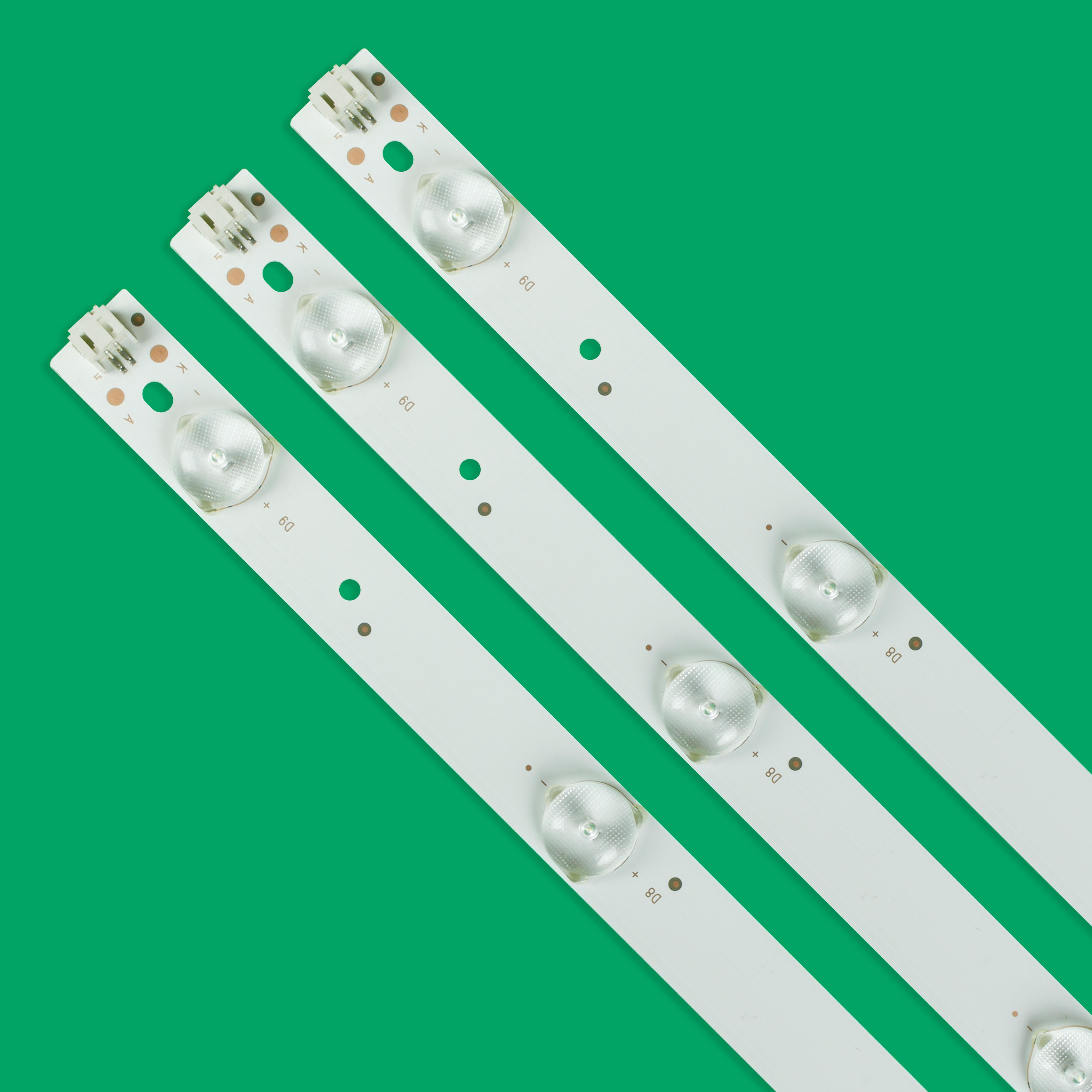 150pcs LED Backlight Strips for Phi lips Ph39n86dsgw Ph39n86 Kit barra de led da tv  PH39N86DSGW OY385D09-ZC21FG-01 303WY3850 enlarge