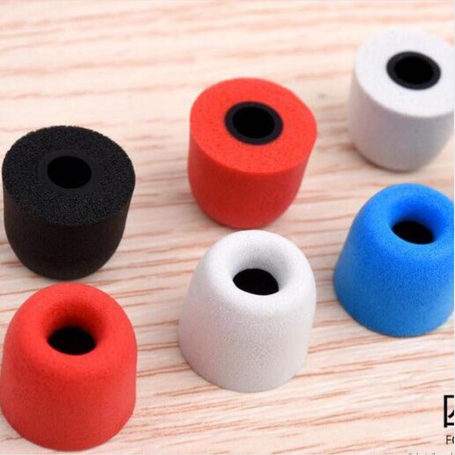 Puntas de espuma de memoria para auriculares SE215, auriculares 200 pequeños + 200 medianos + 200 grandes