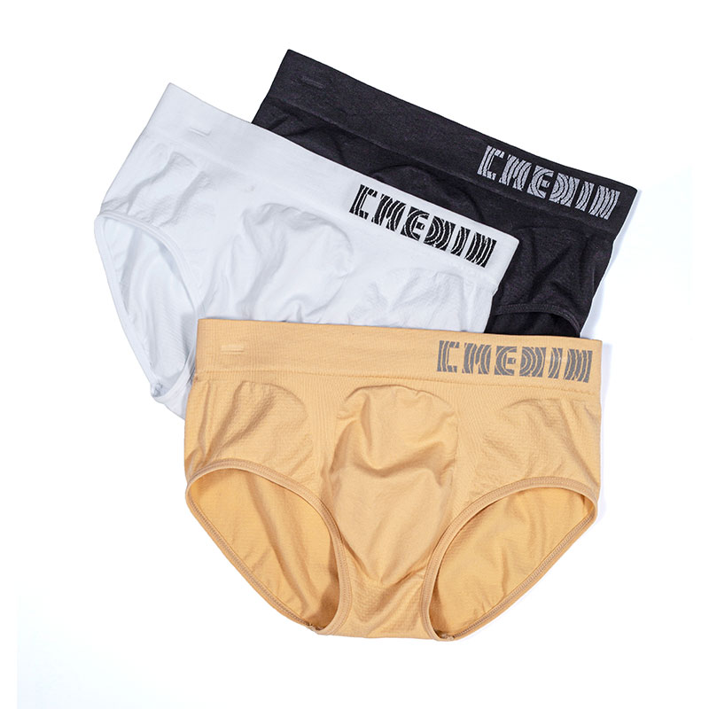 3Pcs New Arrival Sexy Man's Underwear Briefs Underpants Comfortable Men's Briefs Bikini Gay Underwea