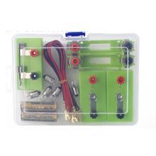 Étudiant Fisica physique Kits électrique physique série Circuit parallèle Circuit éclairage petite ampoule science expérience ensemble