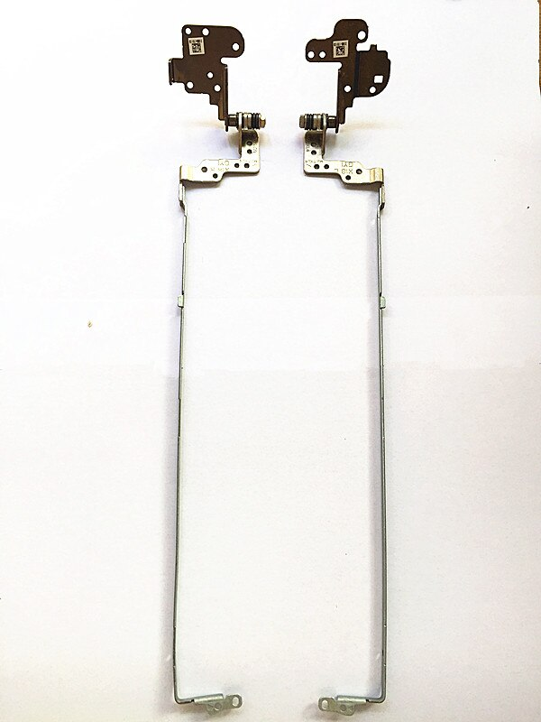 Ssea novo suporte de dobradiças de tela lcd para hp pavilion 17-g tpn-q180 tpn-q183 17-ab portátil