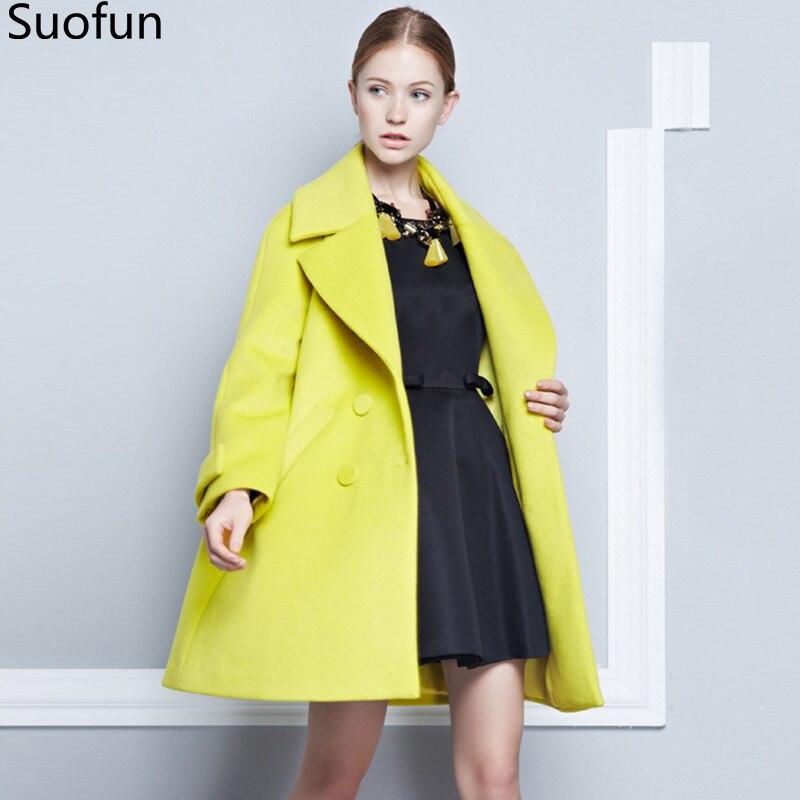 مكتب سيدة تويد معطف المرأة منتصف طويل 2021 موضة جديدة الربيع والخريف جديد دعوى طوق مزدوجة الصدر الصوف معاطف