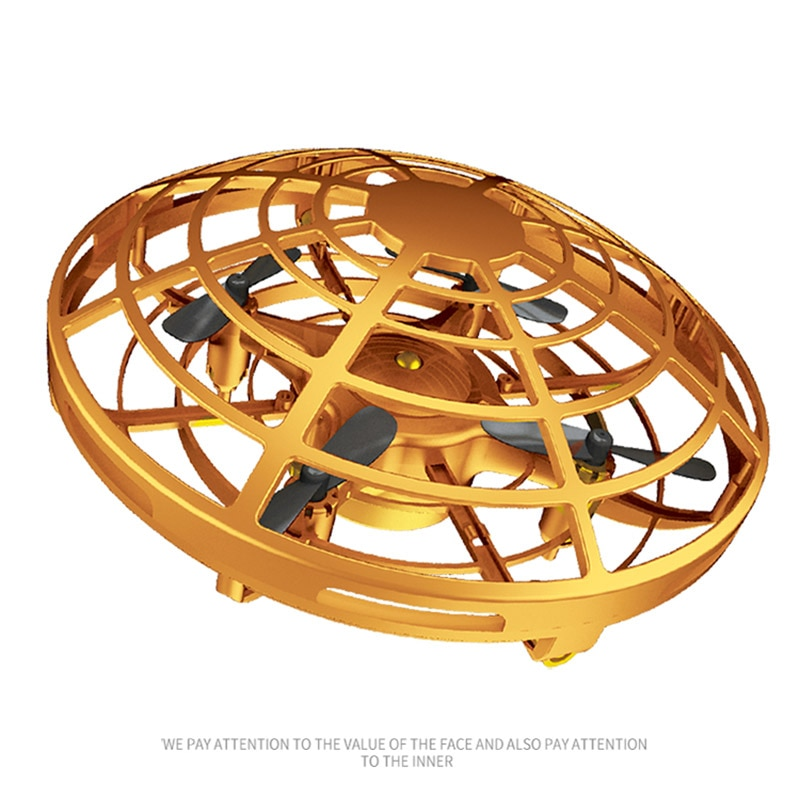Hot Fly Helicopter Mini Drone UFO RC Drone Infraed Induction Aircraft Quadcopter Upgrade RC Toys for Kids,Children,Adult Toys enlarge