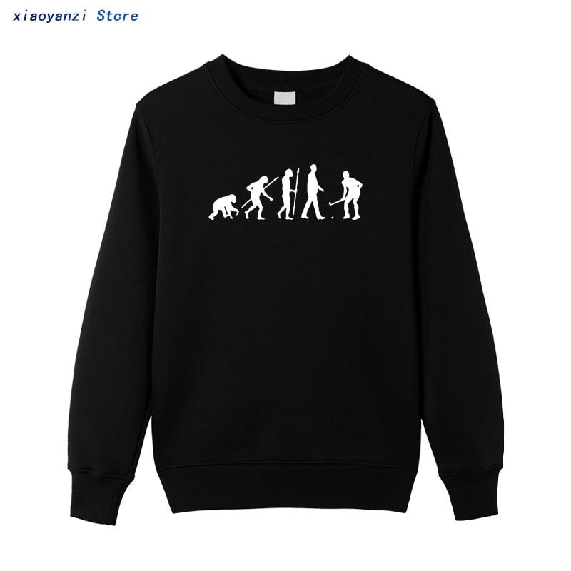 Casual beliebte Evolution Bereich Hockeyer männer sweatshirts baumwolle männlichen pullover heißer verkauf mode Oansatz sportswear hoodies