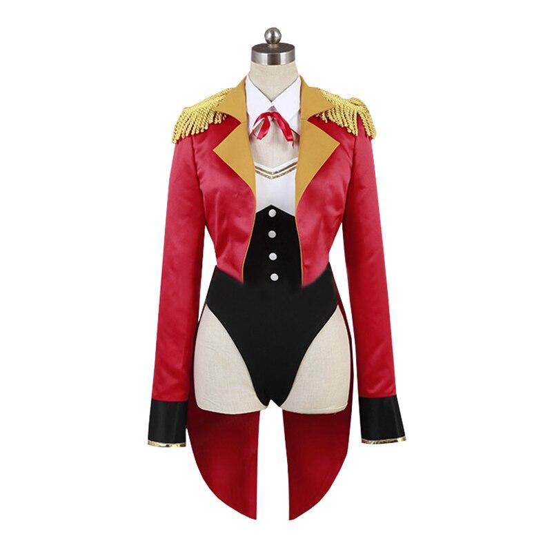 Juego cosplay disfraz Fate/Gran Orden FGO Servant Mash Kyrielight Shield circo Sexy mono + abrigo y sombrero juegos completos
