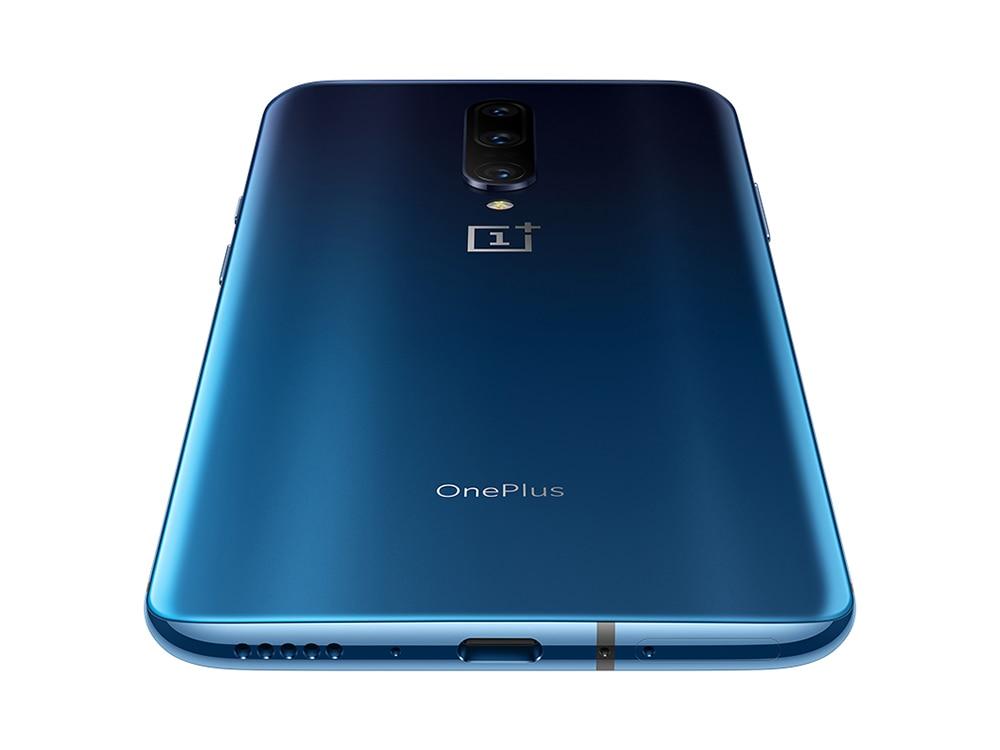 Фото4 - Оригинальный новый смартфон OnePlus 7 Pro с глобальной прошивкой, 8 ГБ, 256 ГБ, тройная камера 48 МП, Snapdragon 855, AMOLED экран 6,67 дюйма
