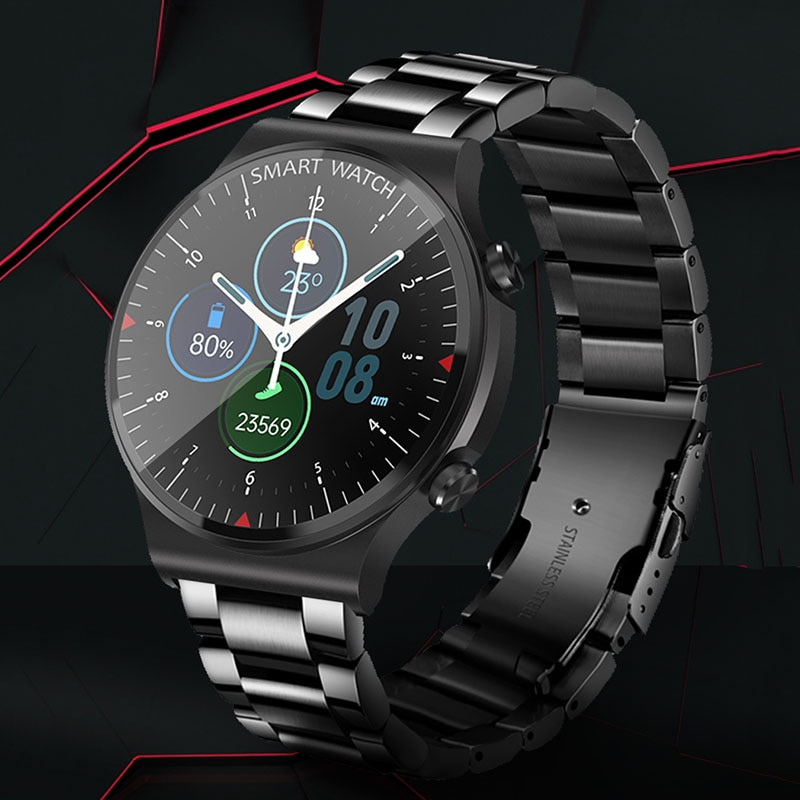 2021 New Business Smart Watch Bluetooth Call Smartwatch Men Women Waterproof Sport Fitness Bracelet