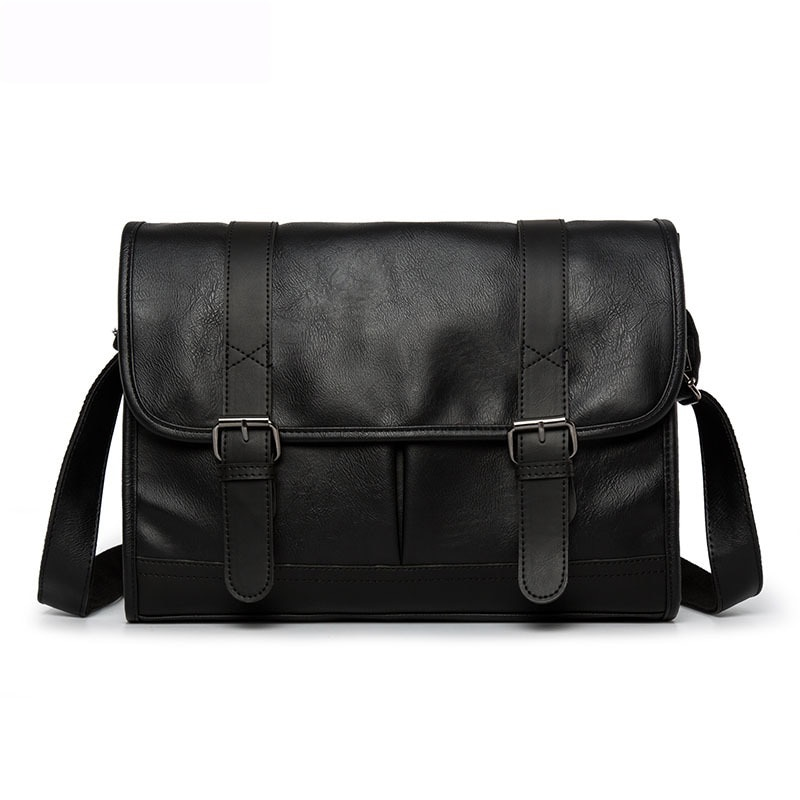New Luxury Brand High Quality Men Bags Vintage Crossbody Bags Business Messenger Bag Leather For Men Casual Shoulder Bag brand high quality men s casual briefcase business messenger handbags men bags sac a main pour hommes luxury designer