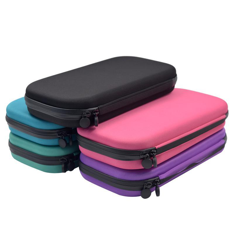المحمولة السماعة صندوق تخزين صدمات إيفا الصلب حمل السفر حملة القلم الطبية المنظم الغبار حماية حقيبة