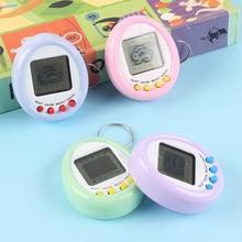 1PCS New macaron mini electronic pet gift key ring toy gift Christmas education fun nostalgic educat
