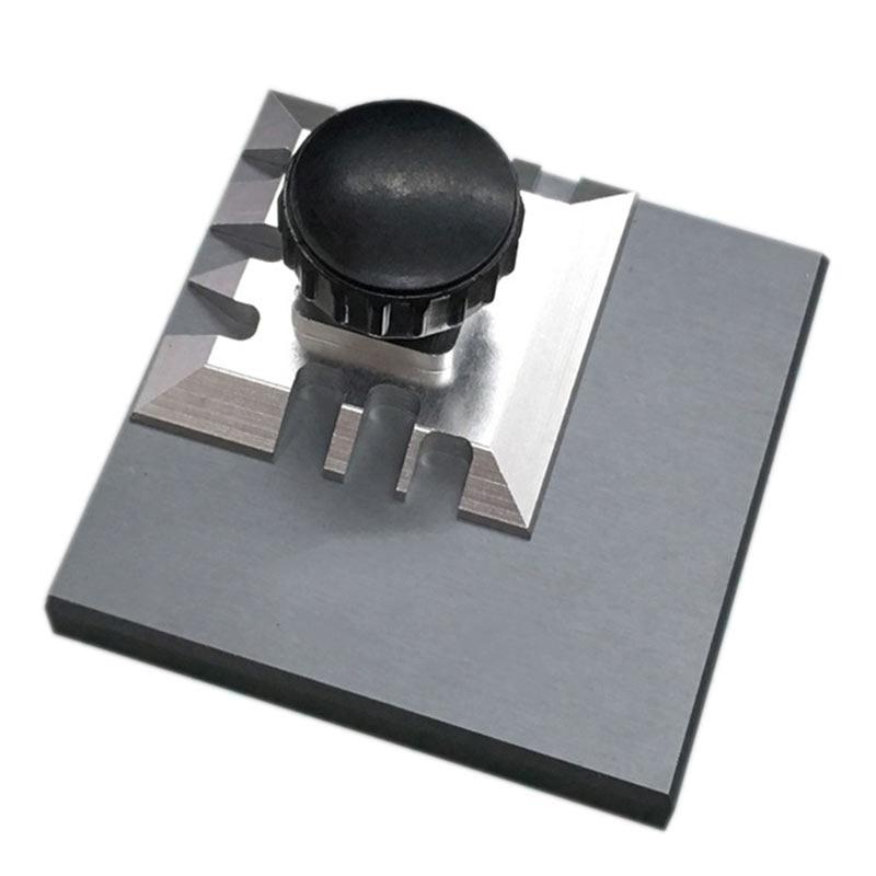 Mini modelo de foto Etch herramienta de doblado hecho a mano carpintería para procesamiento de hoja grabada JA55