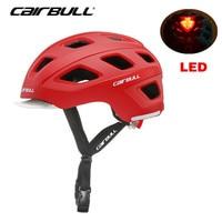 New TRAIL XC Bicycle Helmet All-terrai MTB Cycling Bike Sport Safety Helmet With Taillight OFF-ROAD Mountain Bike Helmet BMX