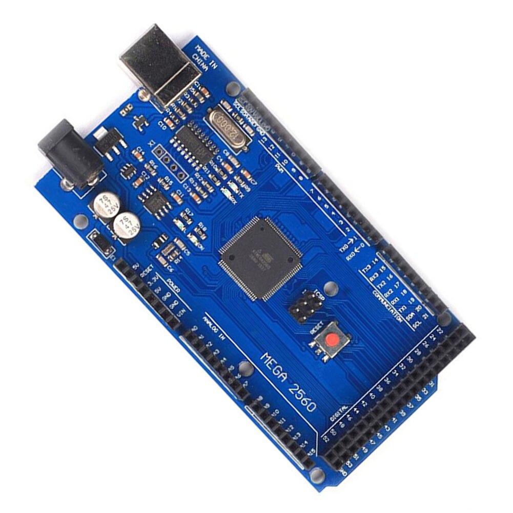 MEGA 2560 R3 Placa de desarrollo CH340G ATMEGA 2560 Kit con Cable USB para Arduinos GY88