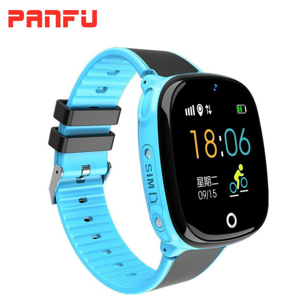 Reloj inteligente Antipérdida PK Q528 Q90 de emergencia para niños, reloj con rastreador GPS, monitoreo inteligente, IP67, resistente al agua, HW11