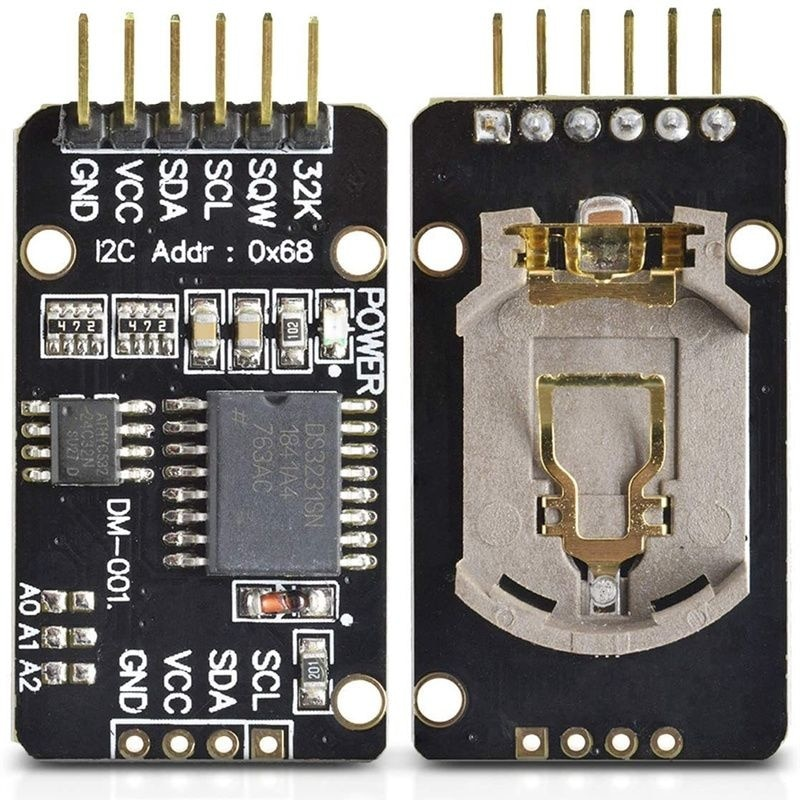 1PC DS3231SN RTC Module DS3231 AT24C32 IIC High Precision Real Time Clock Breakout Replace DS1307 For Arduino high precision ds3231 clock module at24c32 iic rtc real time memory module for arduino raspberry pi avr arm