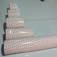 high quality 3m rhino skin sticker vinyl clear transparence film thickness 0 2mm wide15cm bikes car door protective film