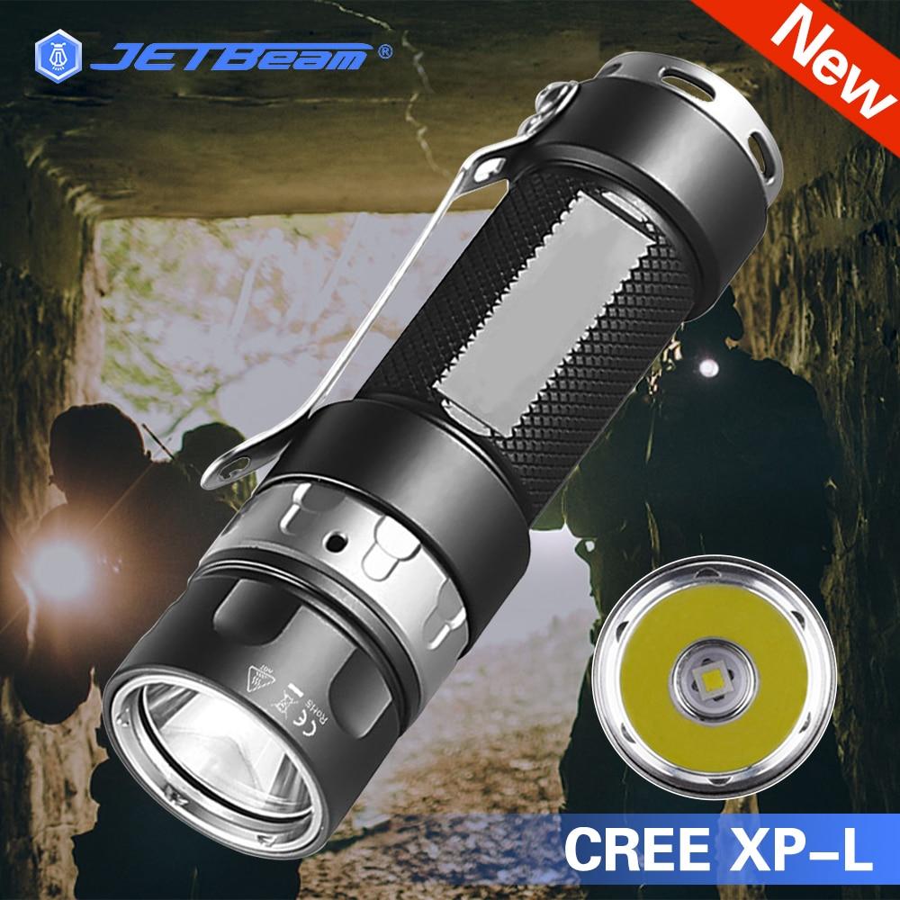 jetfeixe lanterna tatica rrt01 cree xpl led escurecimento sem passo luz para caminhada