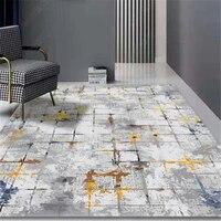 italian minimalist light luxury high end villa living room modern sofa tea table carpet bedroom room bed blanket