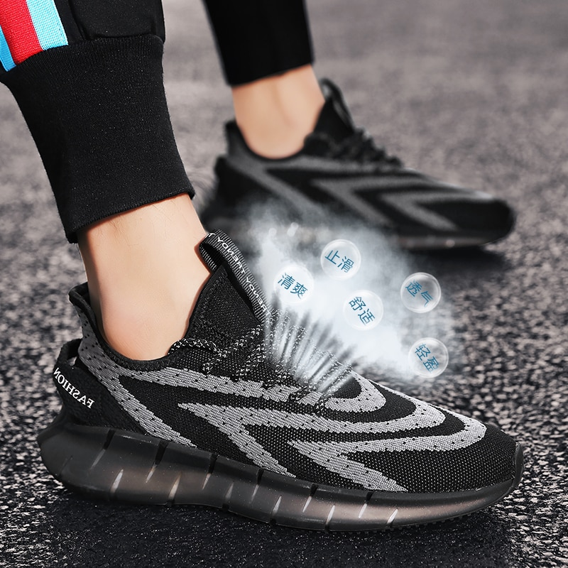 حذاء رجالي بسيط من zapatillas trampki حذاء رياضي أسود من قماش القماشية للسباق من uomo حذاء رياضي غير رسمي مناسب لرياضة 12 في الجيم