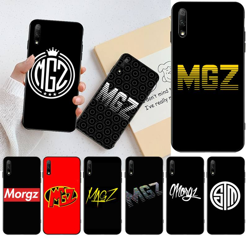CUTEWANAN Morgz MGZ DIY Impresión de cubierta de la caja del teléfono de Shell para Huawei Honor 20 10 9 8 8x 8c 9x 7c 7a Lite ver pro