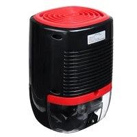 800ml electric air dehumidifier mini household bedroom dehumidifier cleaning air dryer moisture absorber basement dehumidifier