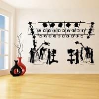 Autocollant Mural etanche en vinyle pour Film  decoration artistique pour la maison  C070