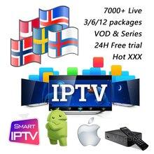 IPTV subscription m3u 7500+ live Arabic Sweden France Switzerland Canada USA hot xxx America Spain HD Android 9.0 smart tv box