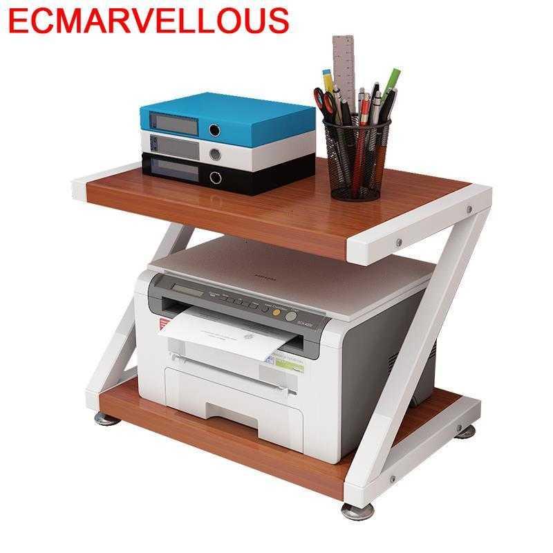 Meuble Bureau Rangement De Madera Metalico Printer Shelf Archivadores Mueble Para Oficina Archivero Archivador Filing Cabinet недорого