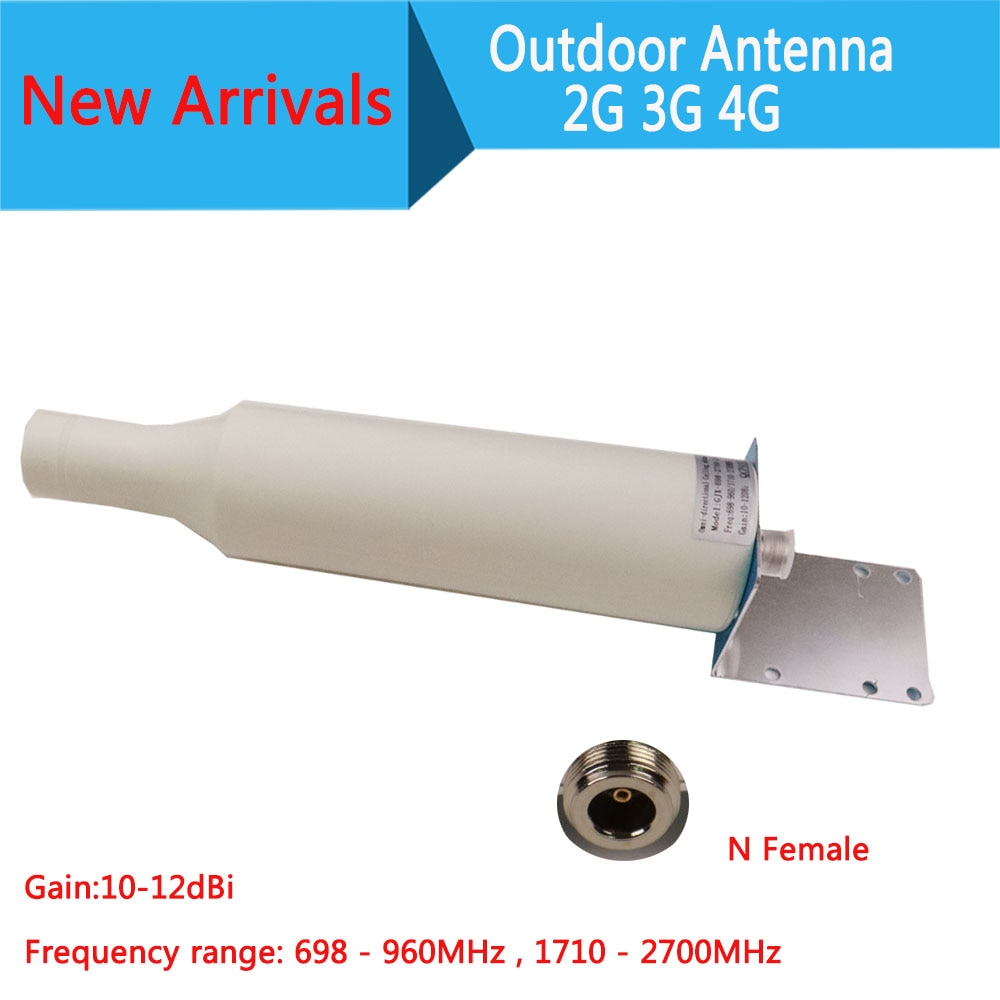 ZQTMAX 360 2G 3G 4G антенна 12dBi для UMTS LTE Усилитель сотового сигнала 800 900 1800 2100 CDMA DCS GSM усилитель сигнала