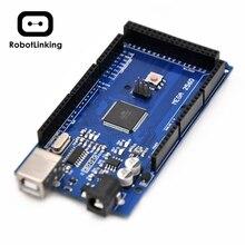 Mega 2560 R3 Mega2560 REV3 (ATmega2560-16AU CH340G) Board Kompatibel Mit Arduino Mega Teile