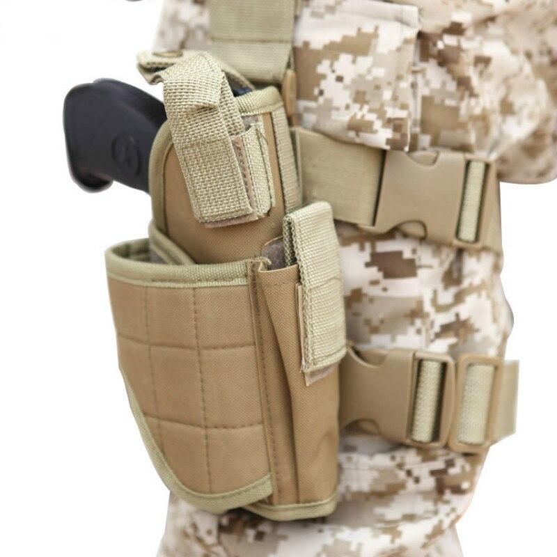 Taktische Tornado Bein Holster Glock Pistole Pistole Tropfen Tasche Einstellbare Magic Strap Holster Für Universal Gun spielzeug für kinder
