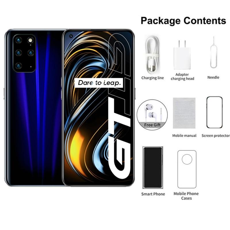 Original Radmi GT Smartphone Android 10 128 gb  Global Version Smart Phones Unlocked 5g 7.2inch Cell Phone 5000mAh mobile phones enlarge