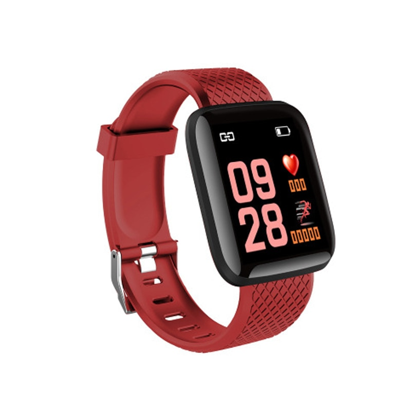 New Electronic Product 116Plus OEM Android Smart Watch 2020 Popular Mens Women Sports Bracelets Wris