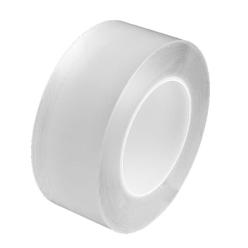 3M/5M Waterproof Self-adhesive Transparent Tape Kitchen Bathroom Strip Seal Tapes