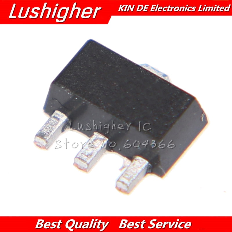 10 Uds 2SD1898 2SD1898T100R SOT89 SMD transistor NPN