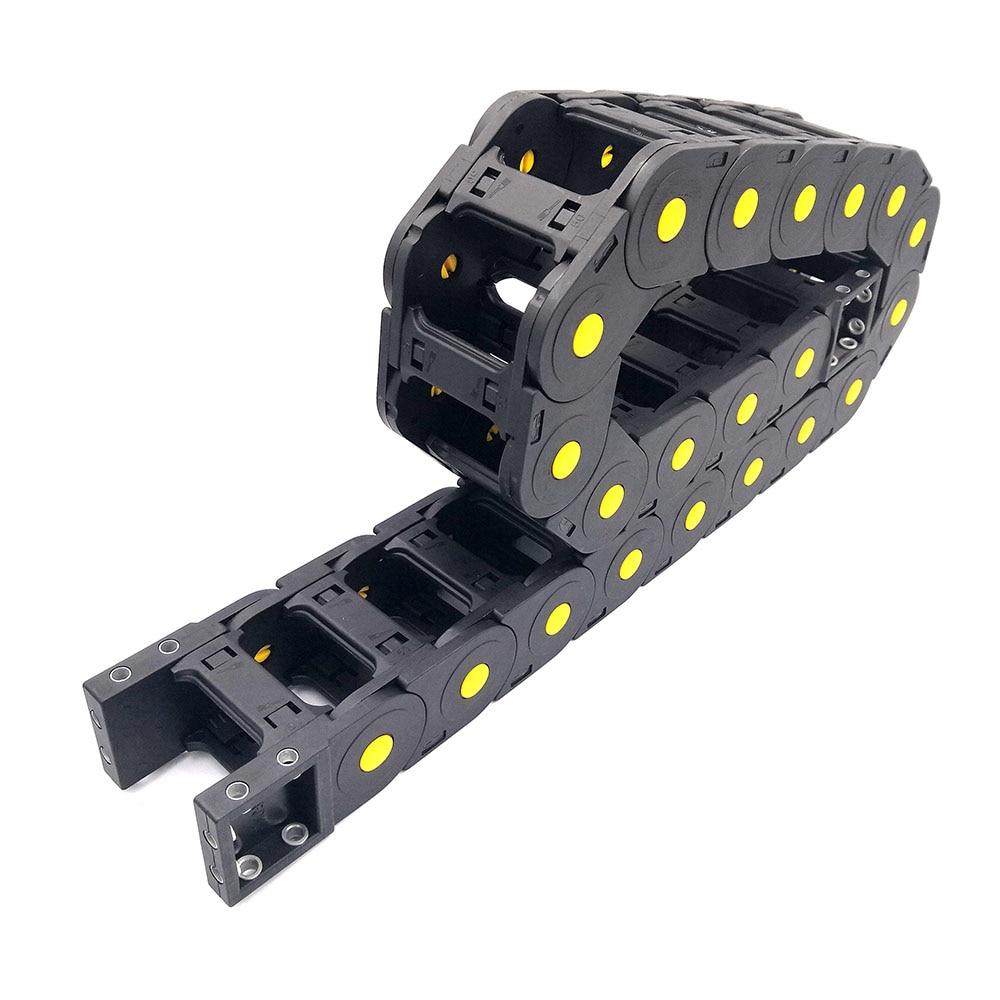 JFLO-كبل سلسلة السحب ، 30 × 103 مللي متر l1000 مم ، خط جر بلاستيكي لجهاز التوجيه CNC ، أدوات النقل 40 بوصة ، مبيعات جيدة