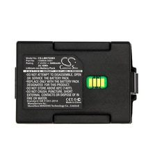 Cameron Sino 3400mAh Battery For LXE MX7,Barcode scanner,159904-0001,163467-0001