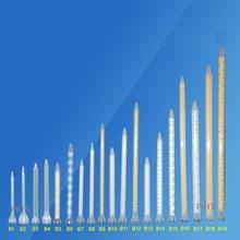 Ab Statische Mengbuis Spiraal Pijp Mixing Nozzle Ab Plastic Naald Core Pom Materiaal