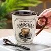 Europese Stijl Kleine Luxe Koffie Cup Creatieve Keramische Water Cup Mannen En Vrouwen Thuis Cup Melk Mok Met Deksel Lepel