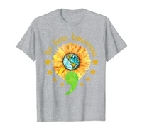 be here tomorrow sunflower semicolon suicide prevention gift t shirt