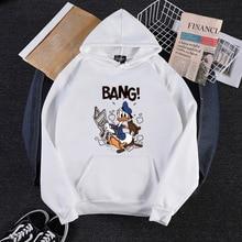 p90  Women 2019 Spring new cartoon print large size long Coat fashion female Hoodies & Sweatshirts Mickey women's clothing