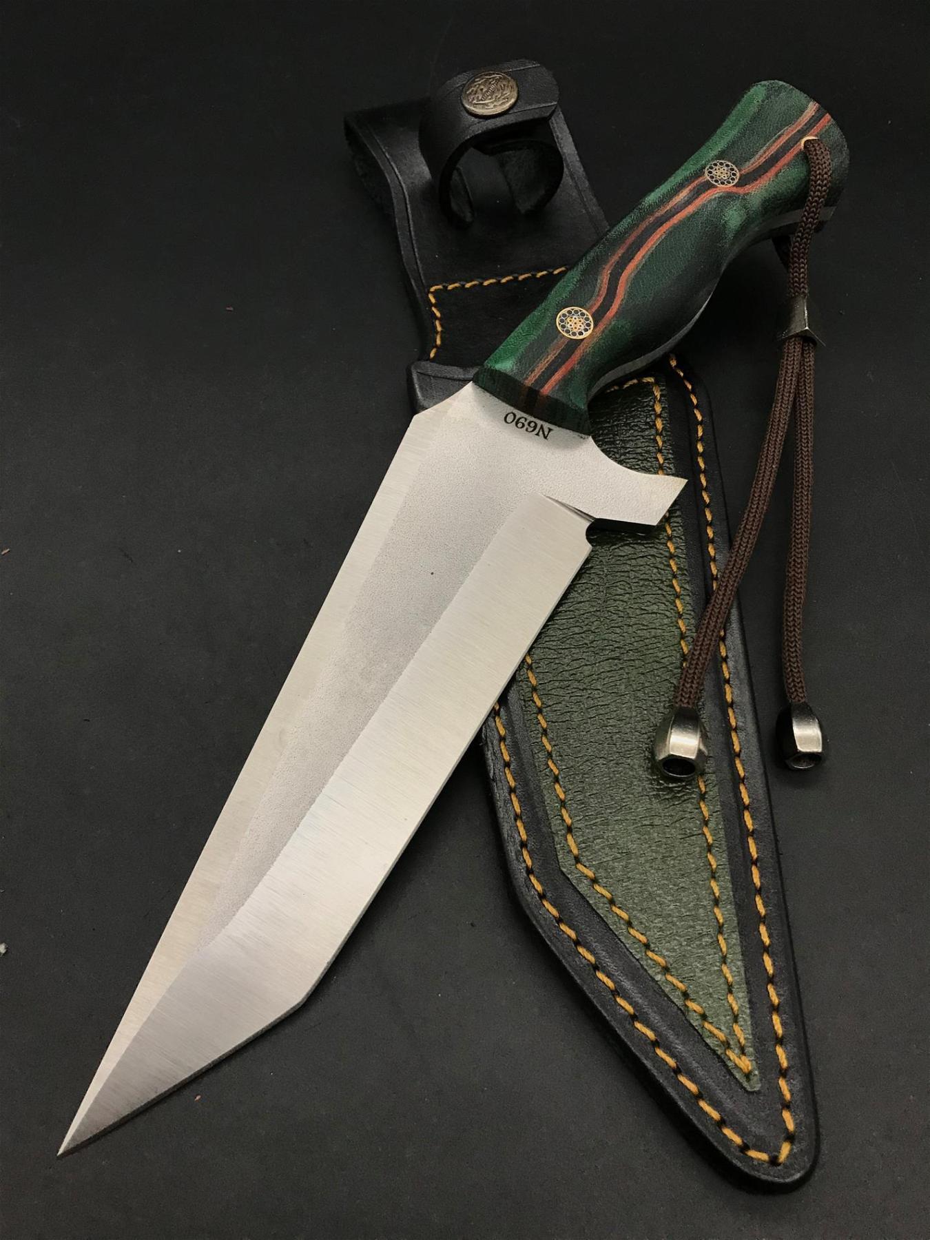BOHLER N690 Camping Knife BB107-6