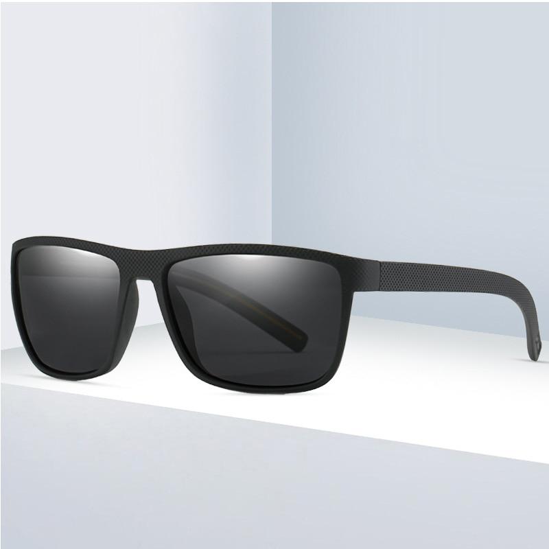 Zxwlyxgx фирменные поляризационные женские солнцезащитные очки для мужчин пластиковые очки солнечные очки мужские модные квадратные очки для ...