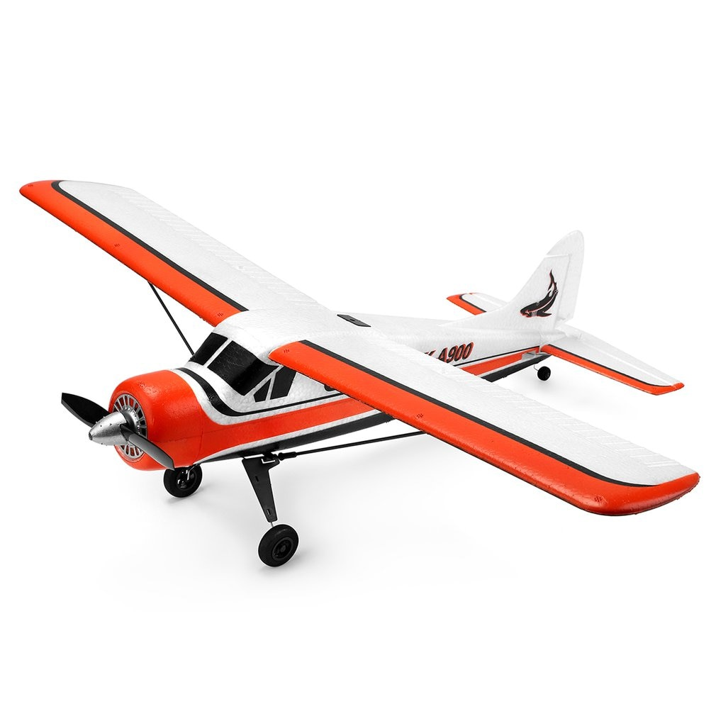 Wltoys XK A900 Four Way Fixed  Aircraft 6-axis Gyroscope Attitude Locking 3D / 6G Mode Conversion enlarge