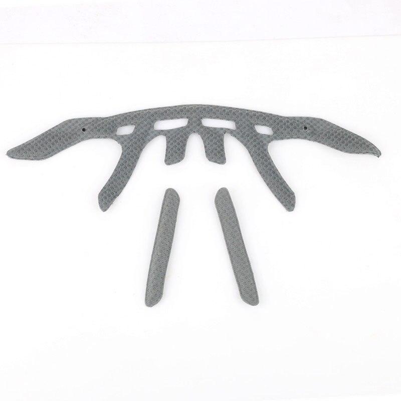 La mejor marca de almohadillas para casco de bicicleta, juego de almohadillas D para bicicleta y casco