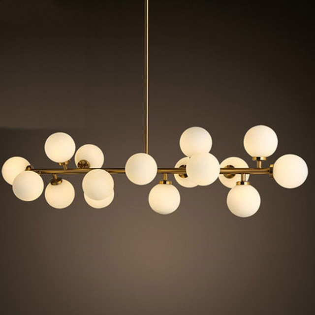 مصباح سقف كروي زجاجي ، مصباح سقف دائري ، تصميم فاخر ، إضاءة داخلية ، مثالي لغرفة النوم أو غرفة المعيشة أو السلالم.
