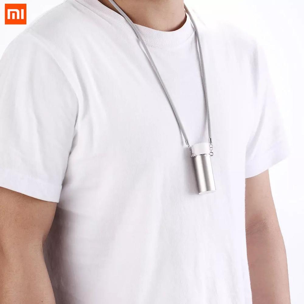 Xiaomi-منقي الهواء MMC ، عقد شخصي ، محمول ، شاحن USB ، أنيون PM2.5 ، الدخان ، الغبار ، تنقية البكتيريا