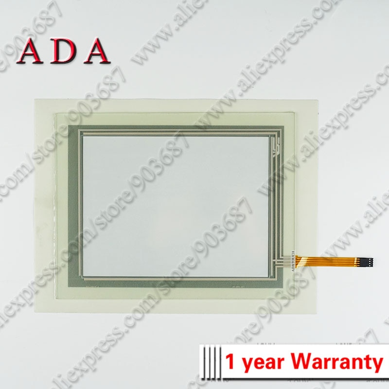 Panel de cristal para pantalla táctil VT585WBPTCN digitalizador para ESA VT585WBPTCN pantalla táctil + película protectora de cubierta frontal