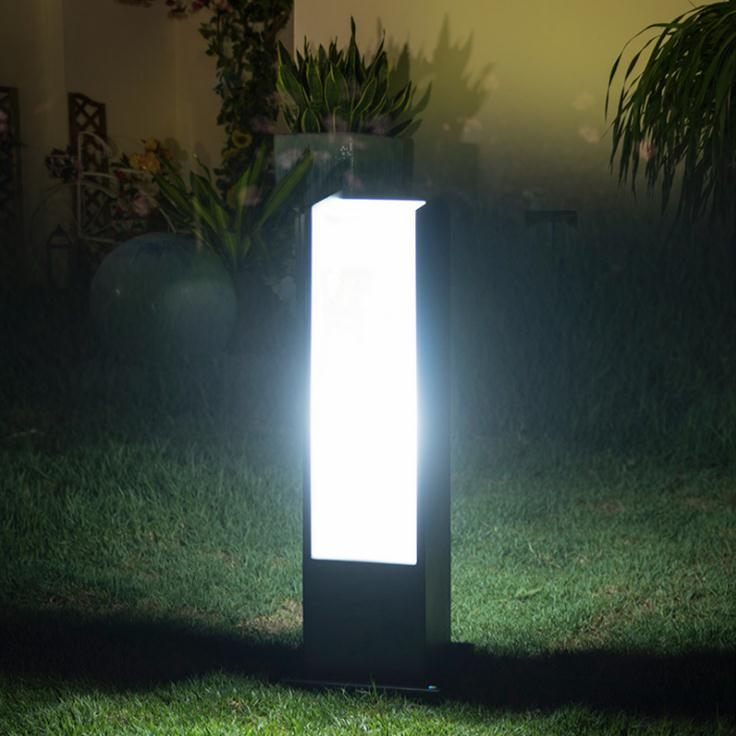 Simple LED lawn lamp outdoor waterproof courtyard lamp villa garden lawn landscape lamp post lamp outdoor lamp street lamp enlarge