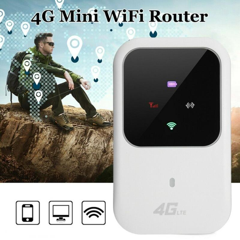 3G 4G FDD B1 B3 GSM UMTS Lte Usb مودم شبكة Wifi دونغل سيارة راوتر محول الشبكة مع فتحة للبطاقات Sim دعم ويندوز 8/7/Vista/XP